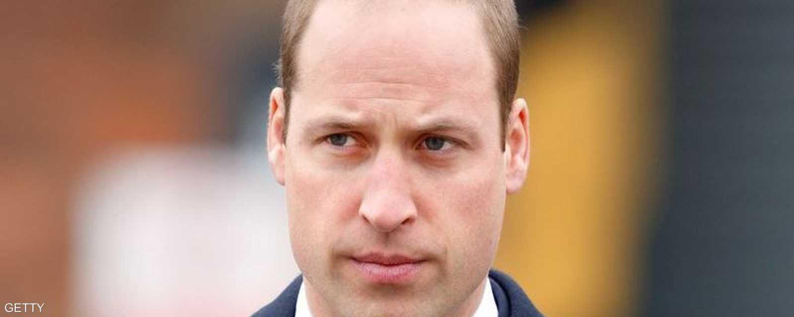 المركز العاشر: الأمير ويليام
