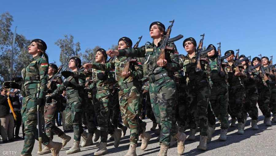 البشمركة من أكثر القوات البرية فاعلية في قتال داعش
