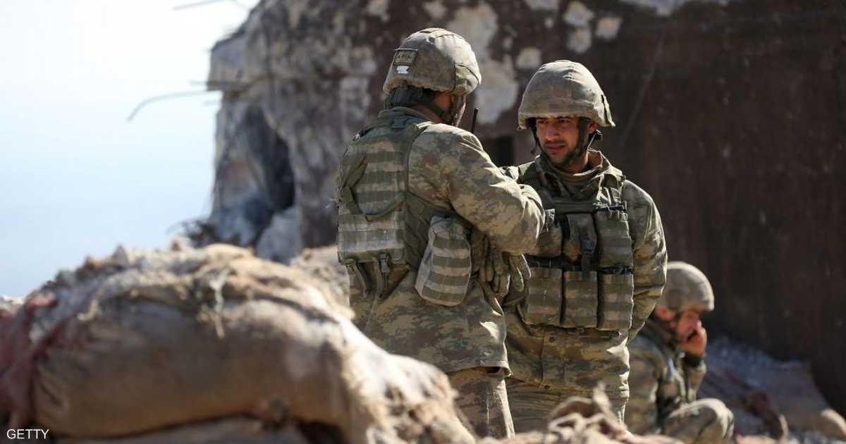 سوريا.. مقتل جندي تركي في اشتباكات مع مقاتلين أكراد   أخبار سكاي نيوز عربية
