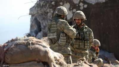 سوريا.. مقتل جندي تركي في اشتباكات مع مقاتلين أكراد