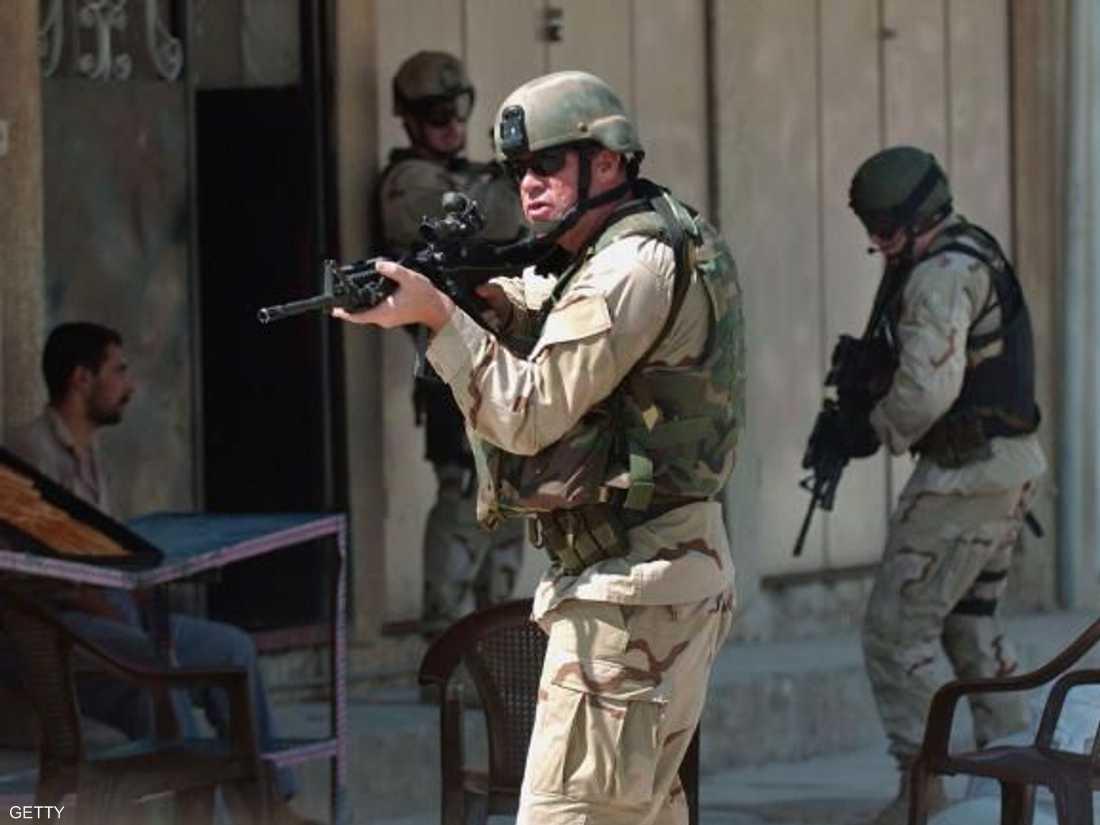 جنود أميركيون في العراق - أرشيفية