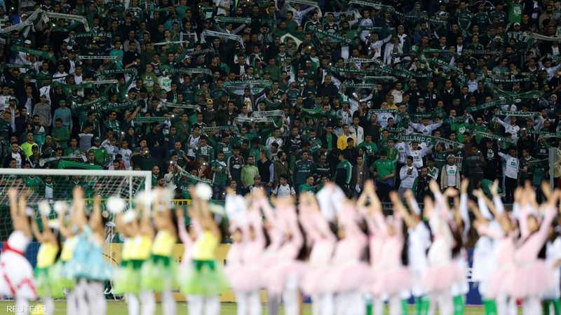 سمح لـ 10 آلاف مشجع بمتابعة المباراة من المدرجات