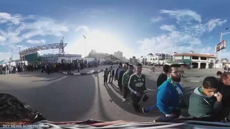 عودة الكرة في بورسعيد