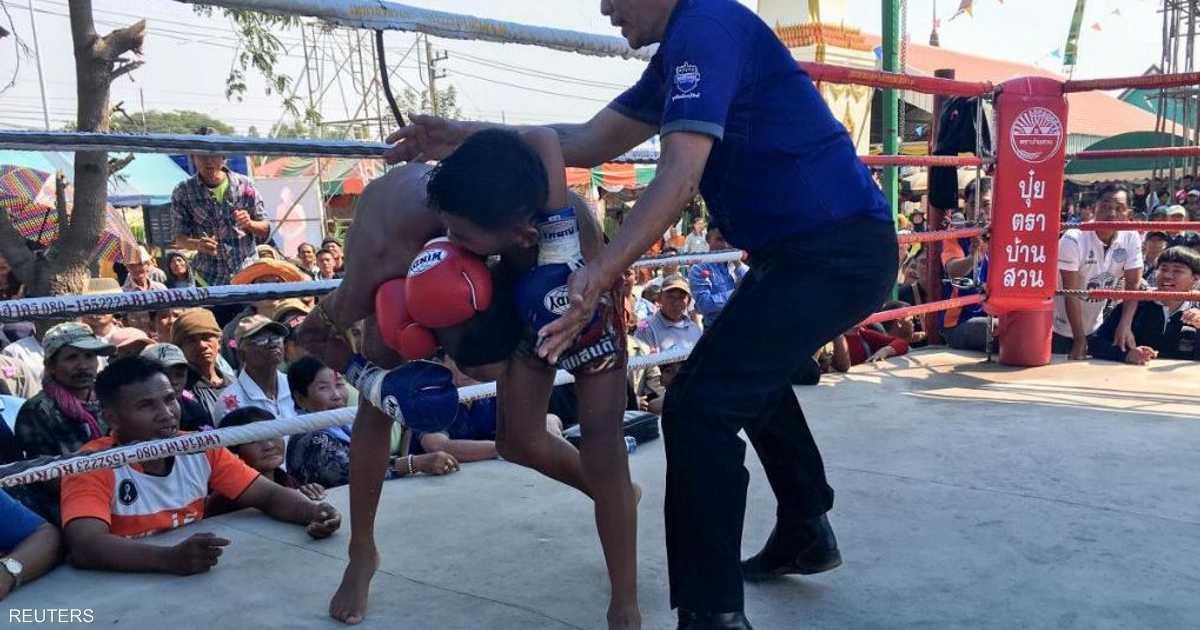 مواي-تاي-تجذب-اطفال-تايلاند..-والاطباء-يحذرون