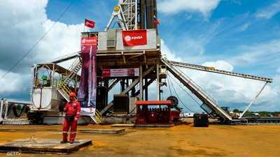 النفط يصعد إلى أعلى مستوياته في 2019
