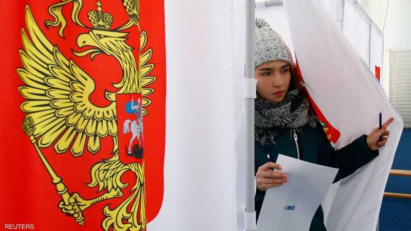 توجه الناخبون الروس لمراكز الاقتراع الأحد للإدلاء بأصواتهم
