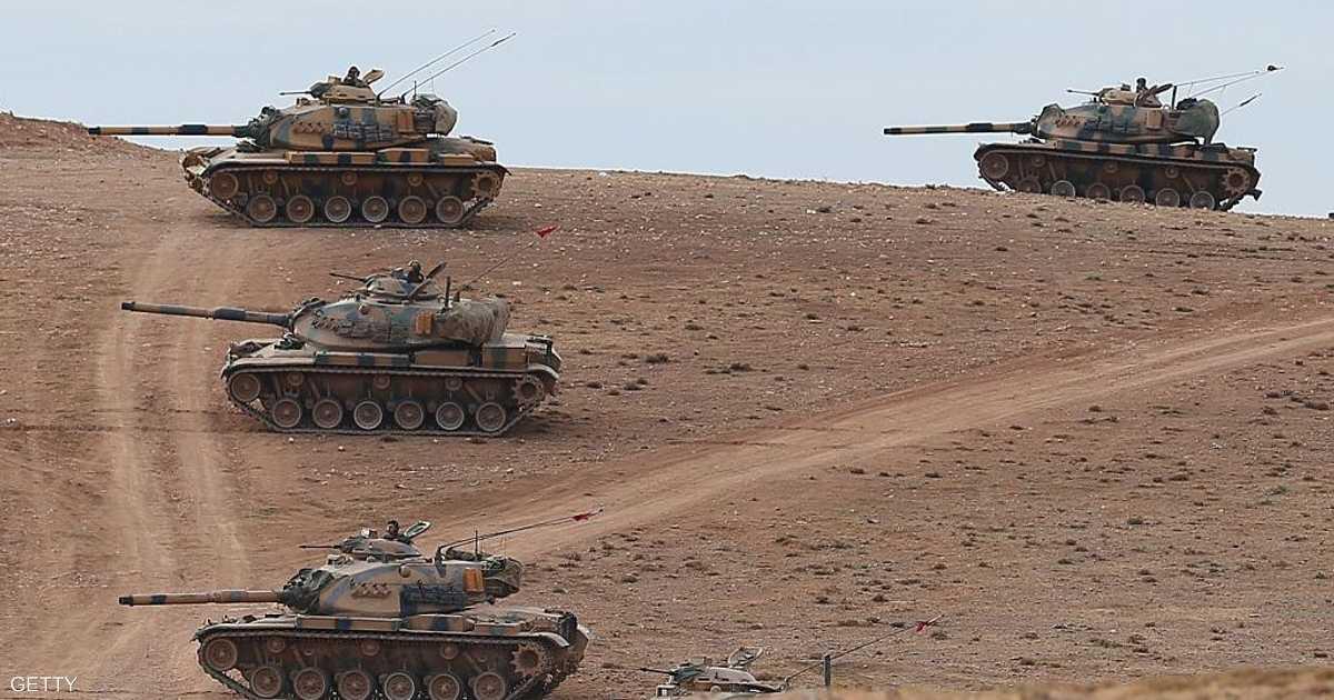الجيش السوري يفتح النار على موقع مراقبة تركي   أخبار سكاي نيوز عربية