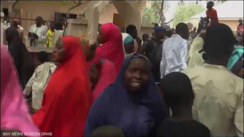 بوكو حرام تطلق سراح عشرات التلميذات