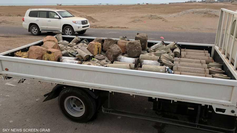 إيران متورطة في تزويد الحوثيين في اليمن بالأسلحة