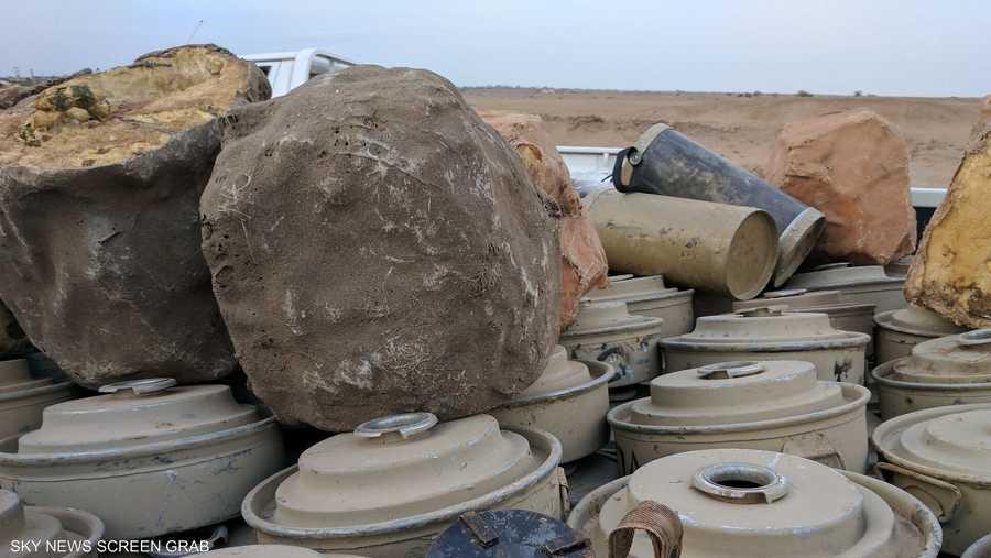 الأسلحة الإيرانية تطيل أمد الصراع في اليمن