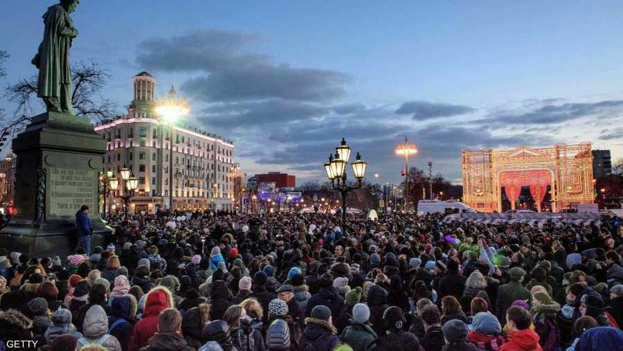 آلاف الأشخاص شيعوا ضحايا الحادث