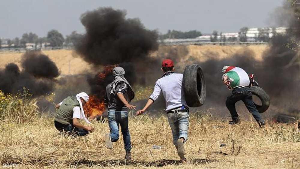 غزة.. طرق مبتكرة لمواجهة قناصة إسرائيل.