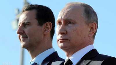 """فيديو لبوتن يلتقي الأسد بموسكو.. وحديث عن """"القوات الأجنبية"""""""