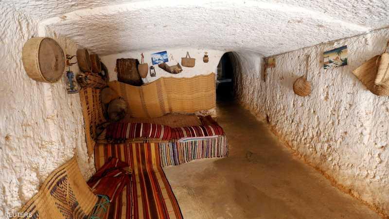 ملامح أثرية في غريان الليبية