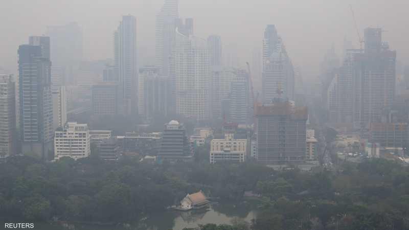 تقرير: 95% من سكان العالم يتنفسون هواء ملوثا