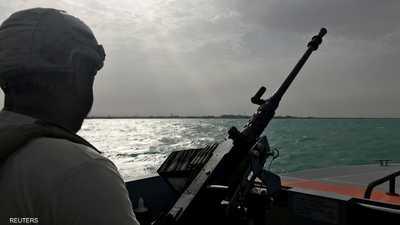 عنصر من قوات التحالف العربي لدعم الشرعية في اليمن