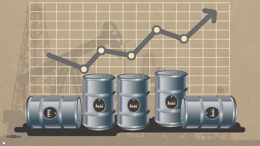 أسعار النفط إلى أعلى مستوى منذ 2014