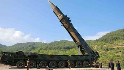 الولايات المتحدة قلقة من مواقع الأسلحة النووية