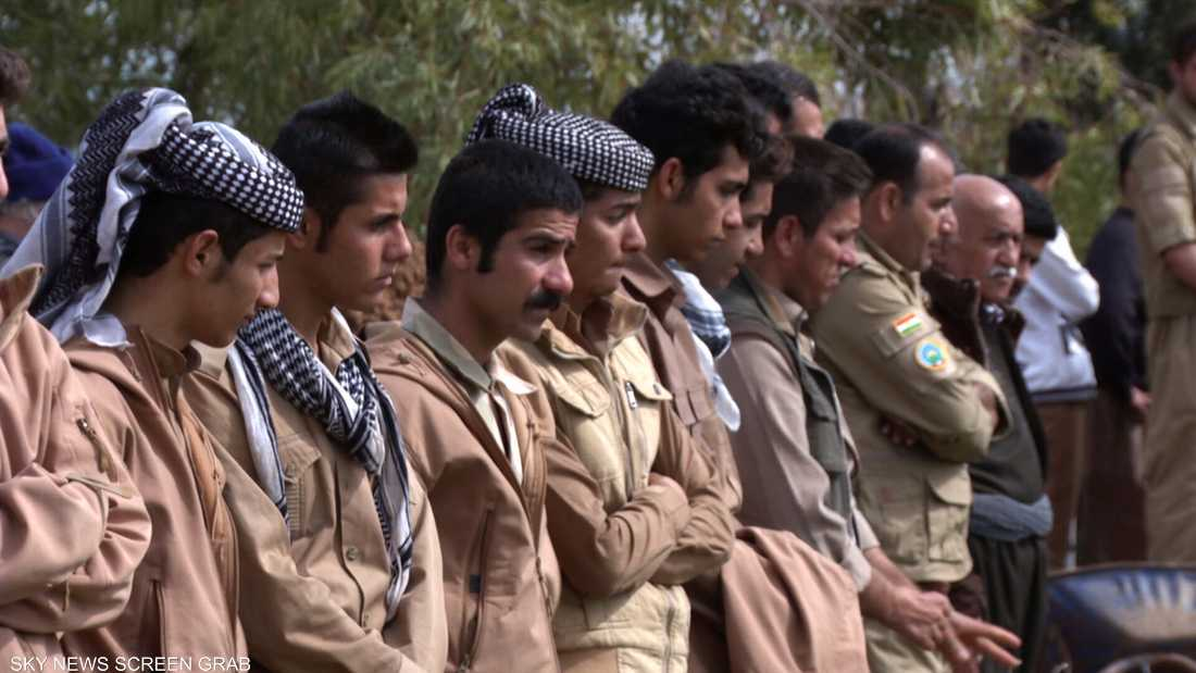 عجيبة في ذكرى اتفاقية الجزائر ايران تطالب برؤوس معارضيها بالعراق