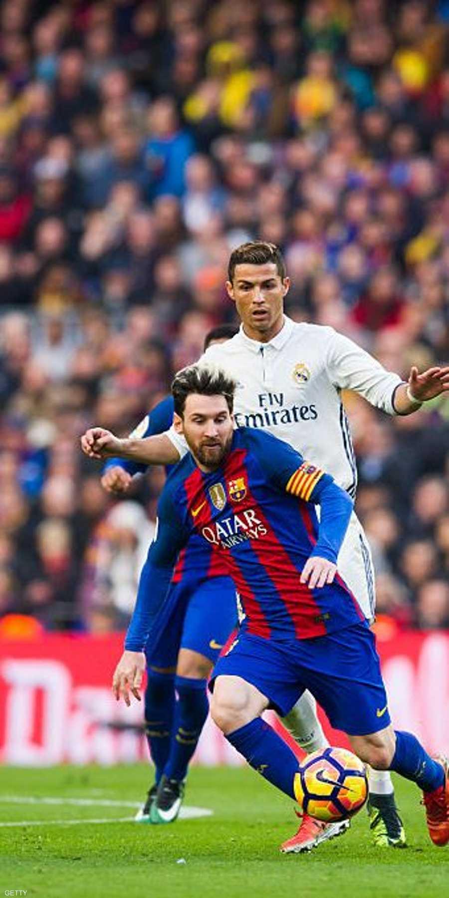 468977cac90a3 تاريخ الكلاسيكو بالأرقام.. الغلبة لريال مدريد
