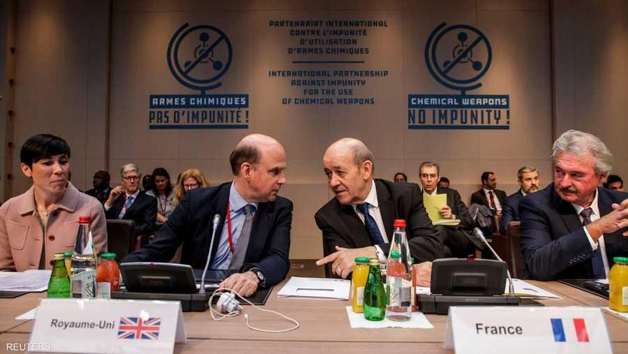 هيئة جديدة للأسلحة الكيماوية تدعو البلدان للانضمام إليها أخبار
