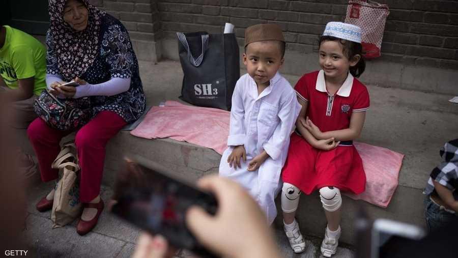 وللأطفال نصيب من الفرحة في شهر رمضان