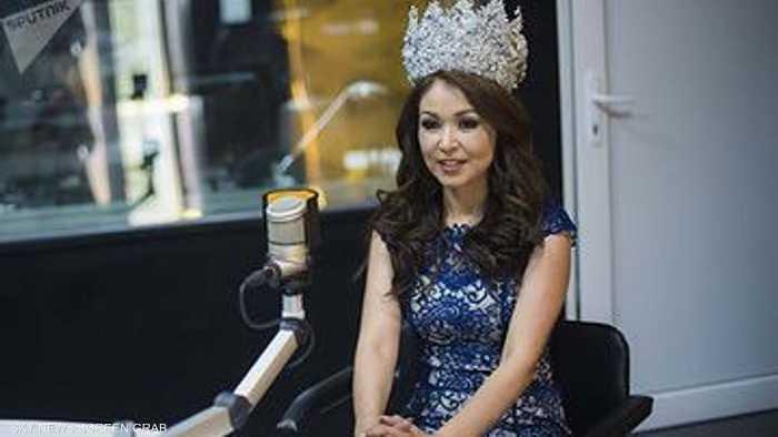 ملكة جمال العالم للمتزوجات سانيا شاكيروفا