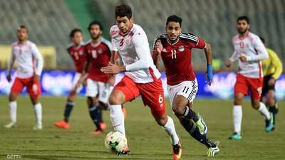 مصر وتونس.. مباراة حسم الصدارة بعد التأهل