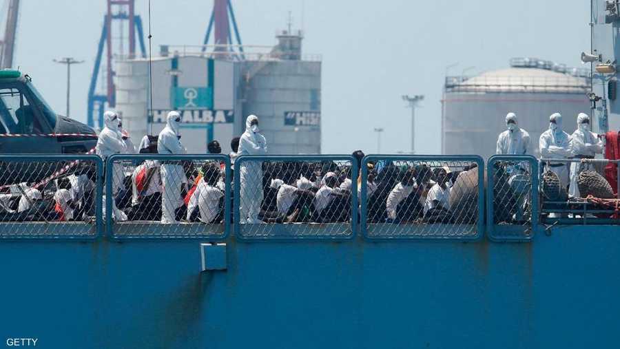 مأساة المهاجرين.. إلى أين؟