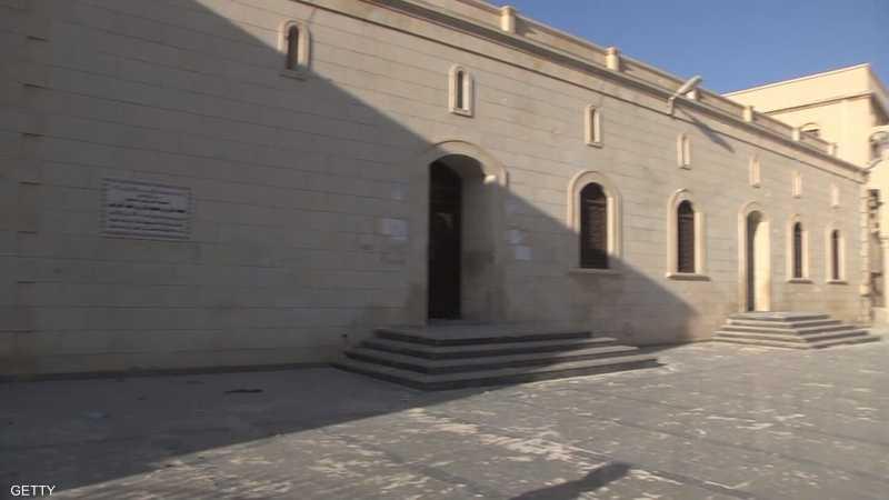 المسجد العتيق في درنة