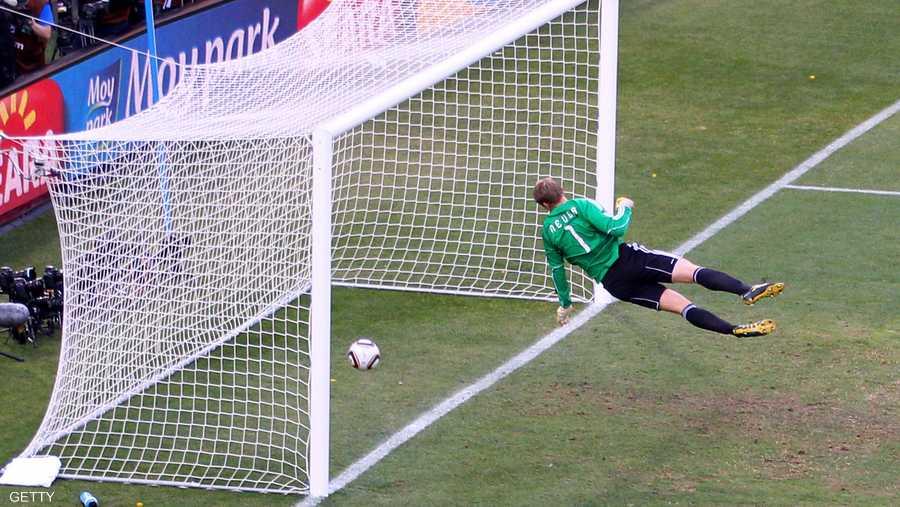 هدف إنجلترا لم يحتسب