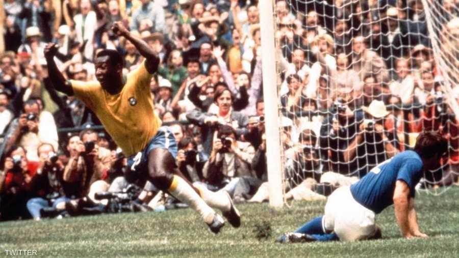 هدف بيليه في 1970