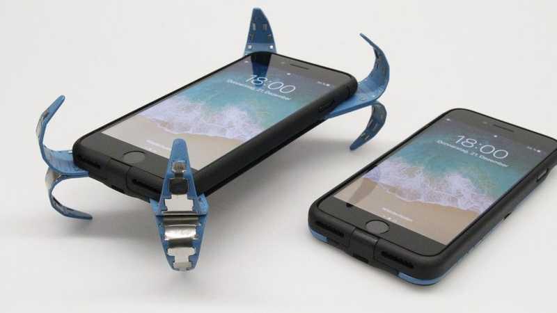 """اختراع """"أول وسادة هوائية"""" تحمي الهواتف عند سقوطها على الأرض"""