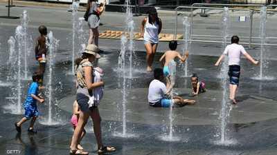 موجة حر شديد تحصد العشرات في كندا