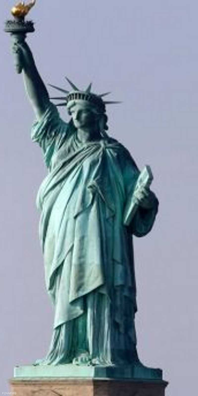خطأ تمثال الحرية يكلف ملايين الدولارات أخبار سكاي نيوز عربية