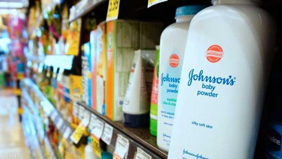شركة جونسون تكلف بتعويضات لمصابات بالسرطان