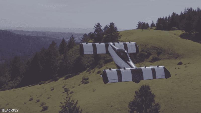 شركة كندية تكشف سيارة طائرة