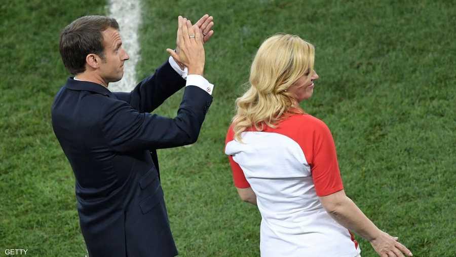 الصراع الطريف انتهى فرنسيا