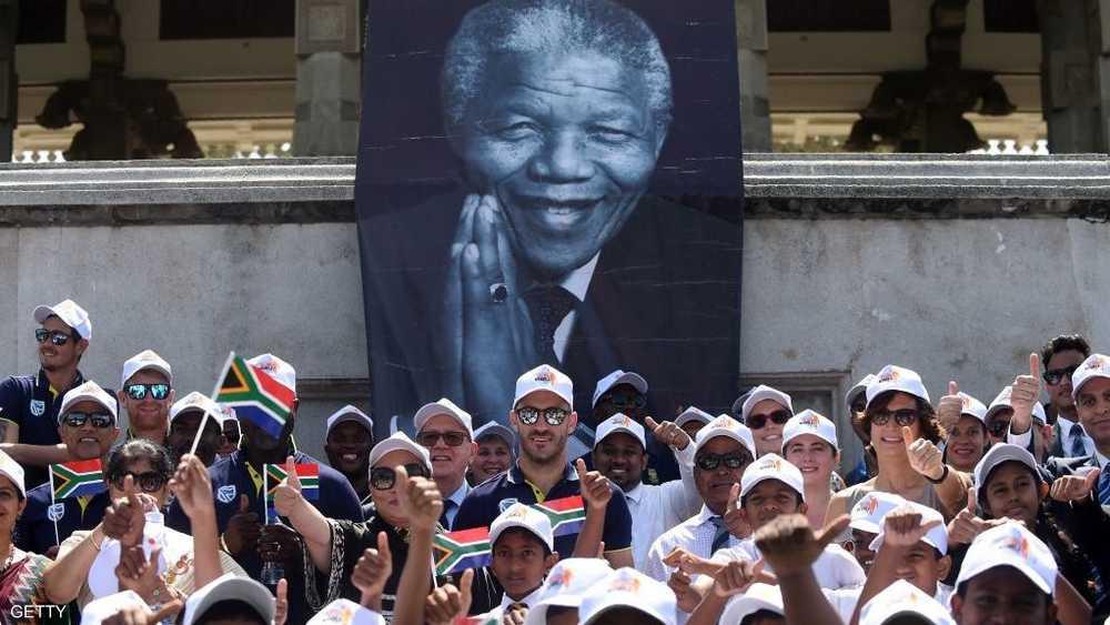 احتفالية كبرى في ذكرى مئوية مانديلا