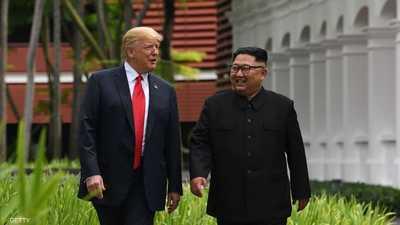 """كيم يتلقّى رسالة من ترامب """"مضمونها ممتاز"""""""