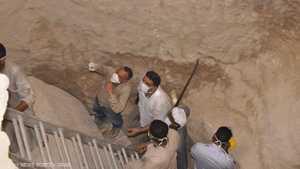 وزارة الآثار نفت شائعات كثيرة بشأن التابوت