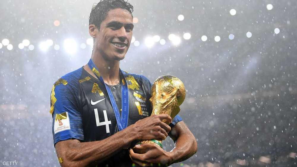 رافاييل فاران حقق أبطال أوروبا والمونديال