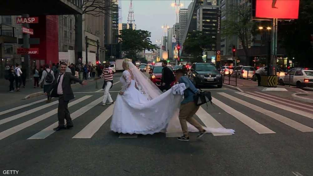 اديمير افلينو  وغلاوسيا السودان تزوجا فعليا قبل 4 أعوام