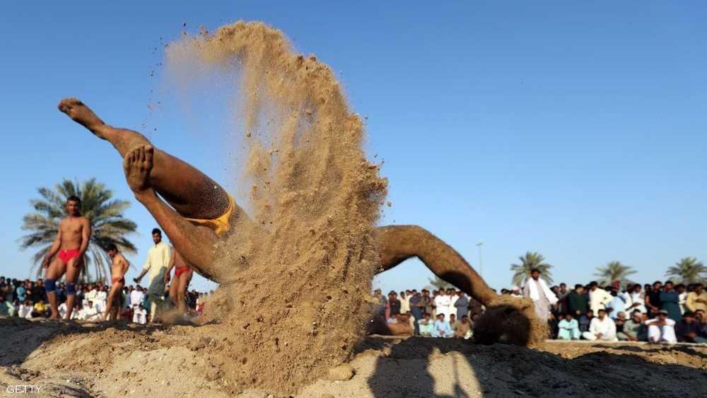 تتمتع كوشتي بشعبية أيضا في باكستان وبنغلادش