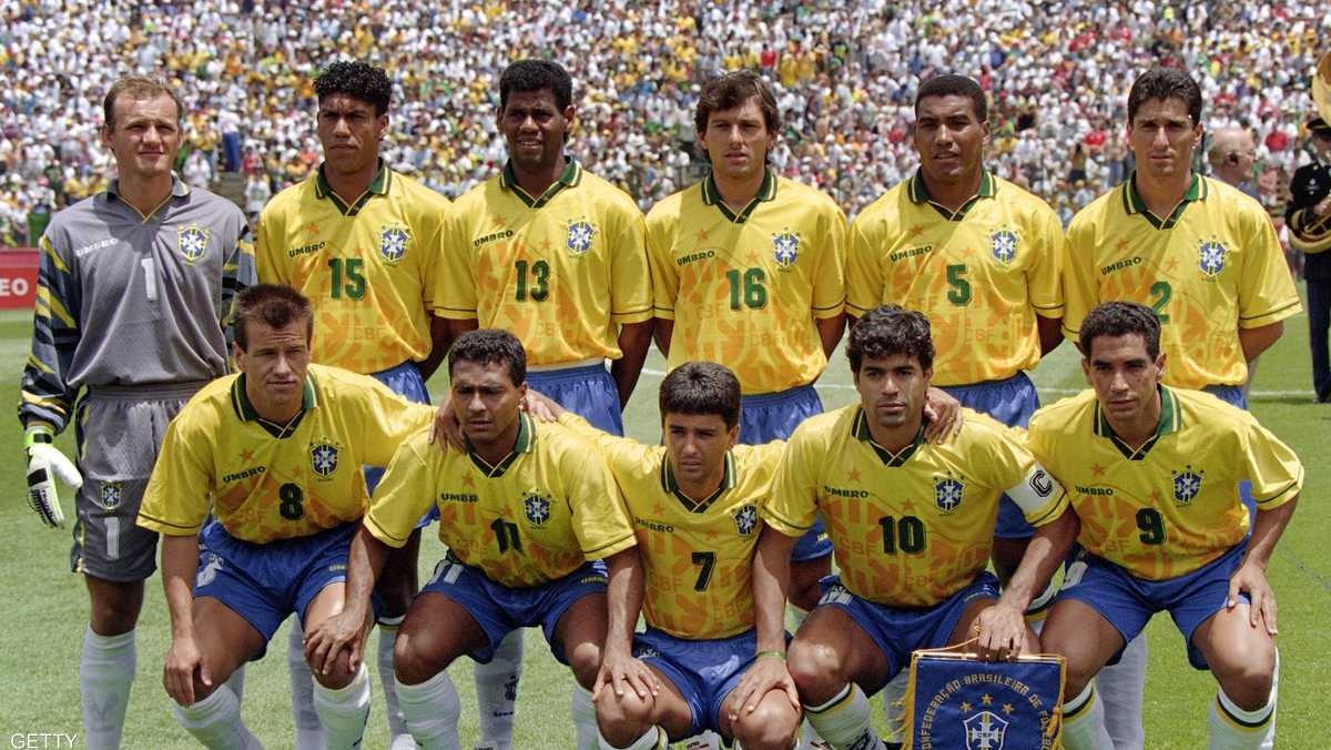 كارلوس رابوسو (القيصر) كان صديقا لنجوم الكرة البرازيلية