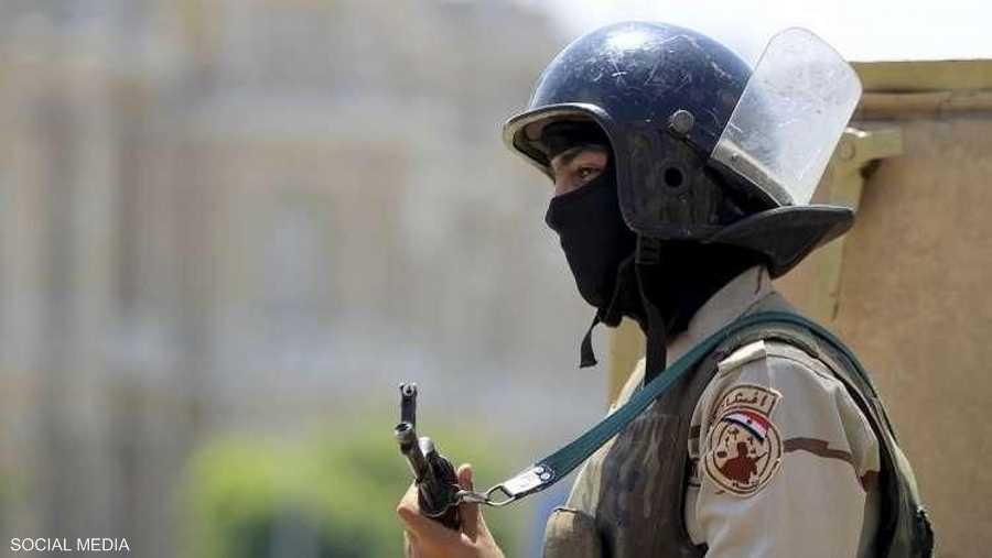 عنصر بالجيش المصري - أرشيفية