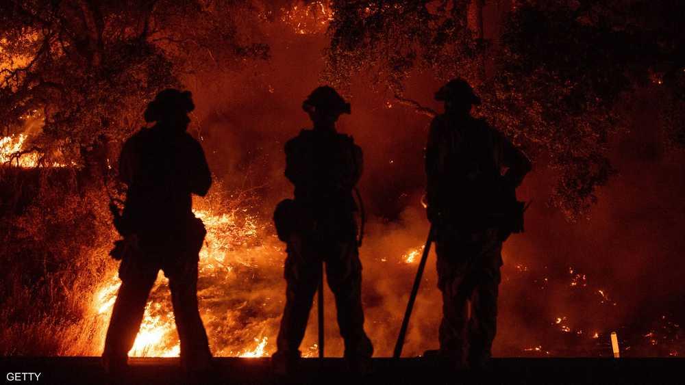 تأكدت وفاة 6 أشخاص بسبب الحرائق
