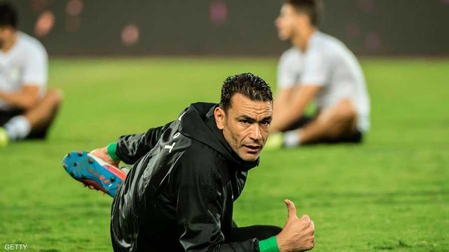 لعب السد العالي لمدة 22 عاما في صفوف المنتخب المصري