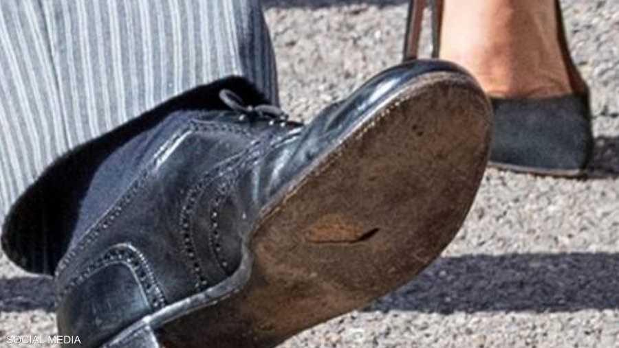 حذاء الأمير