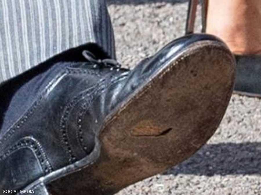 43cd95ff9 حذاء الأمير